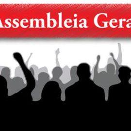 Assembleia Geral Extraordinária (AGE) – Diario de Pernambuco