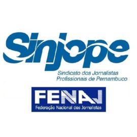 Sinjope e Fenaj abrem inscrições para os prêmios Cristina Tavares e de Jornalismo Literário