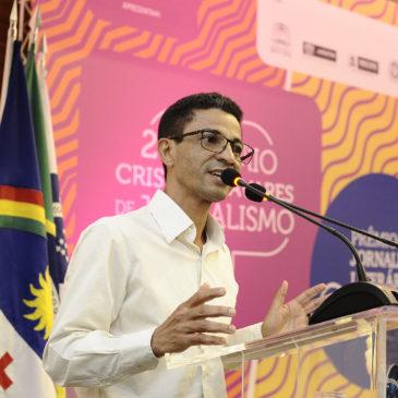 Prêmios Literário e Cristina Tavares reafirmam compromisso dos jornalistas com a democracia e liberdade de expressão