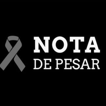 Inaldo Sampaio: condolências e solidariedade