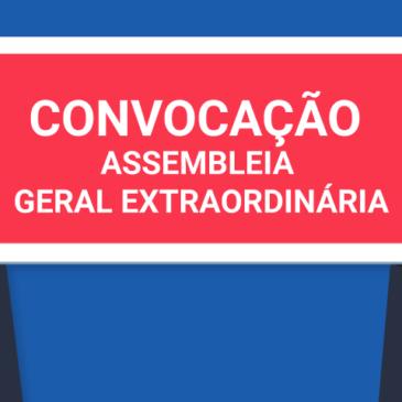 Edital de Convocação – Assembleia Geral Extraordinária (AGE) – JORNALISTAS DO DP