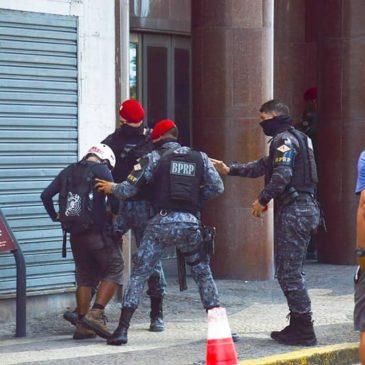 29 de maio: Violência Policial – Nota de Repúdio