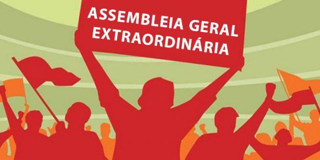 Assembleia Geral Extraordinária (AGE) – Jornalistas DP